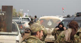 الجيش السوري الحر يشارك في عملية عفرين المرتقبة