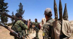 """""""قسد"""" تحاصر """"لواء ثوار الرقة"""" والأخير يصفها بـ """"ميليشيا PKK"""""""