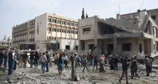 قتلى وجرحى بانفجار سيارة مفخخة في إدلب