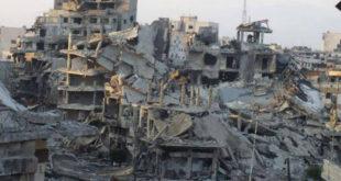 روسيا تعتزم إنشاء مواد بناء في سوريا