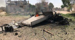 """مقتل عشرات العناصر من """"داعش"""" بينهم بلجيكي بقصف للتحالف في دير الزور"""