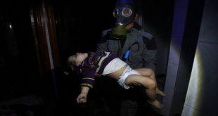 حملة تطالب بمحاسبة النظام السوري على مجازره الكيميائية