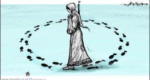اعترافا بالهزيمة في سوريا .. وانكسار النظام