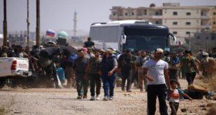 تهجير من درعا إلى إدلب.. وتصعيد من النظام ضد القنيطرة