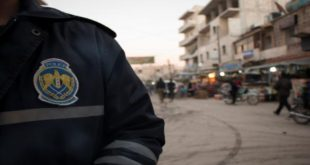 """جريحان من """"الشرطة الحرة"""" بانفجار قرب حلب"""