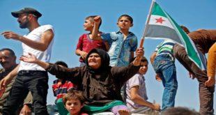 عشرات التظاهرات شمال سورية دعماً للدفاع المدني