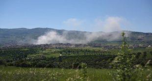 النظام يجدد القصف على إدلب بعد انتهاء قمة سوتشي