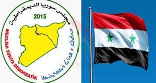 مجلس سورية الديمقراطية لوليد المعلم: لغة التهديد لا تخدم الحل في سورية