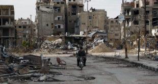 """وكالة: اتفاق بين """"أحرار الشام"""" وروسيا في حرستا"""