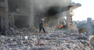 قتيل وجرحى بقصف لقوات النظام السوري على ريف حلب
