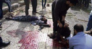 قتلى وجرحى بانفجار سيارة مفخّخة في إدلب