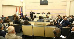 حركة التغيير تطالب باستقالة البارزاني وحل برلمان كردستان