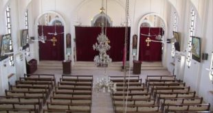 كنائس الحسكة ترفض سياسة الميليشيات الكردية
