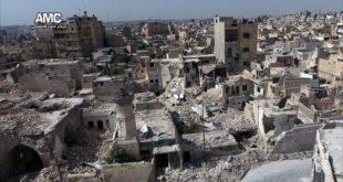 صحيفة: تركيا تتطلّع لإعادة بناء مدينة حلب