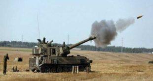 شهيدان فلسطينيان في غارات الإحتلال على غزة