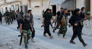 المعارضة السورية هاجمت مسرابا بعد زيارة الأسد إلى الغوطة