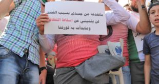 لا بديل عن إسقاط نظام الأسد