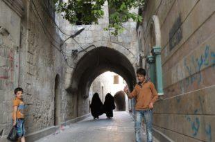 حارة السباط في مدينة أريحا - عامر السيد علي