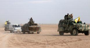 """هدوءٌ في الباغوز وسط أنباء عن انتهاء تواجد """"داعش"""" شرق الفرات"""