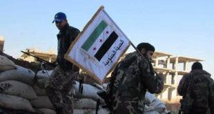 الجيش الحر يشكّل غرفة عمليات جديدة في درعا