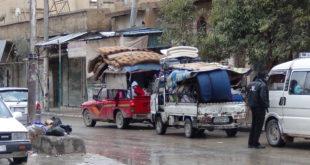 النظام يجبر نازحي الغوطة على العودة دون أدنى مقومات للحياة