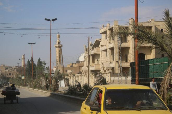 مدينة الرقة - صدى الشام