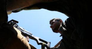 """حشودٌ نحو الغوطة .. وتعاون بين """"داعش"""" والنظام جنوبي دمشق"""