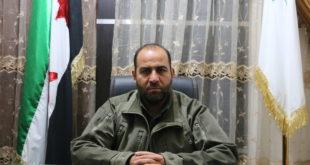 """الناطق باسم """"الجيش الوطني"""" السوري:  من انسحبَ من جبل برصايا لن يَثبُت في عفرين"""