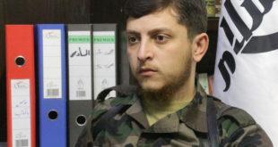 """حمزة بيرقدار لـ""""صدى الشام"""": """"جيش الإسلام"""" متجه لأن يبقى كتلة متماسكة"""