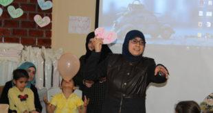 بمناسبة يوم المرأة السورية نشاطات في مدينة الريحانية التركية