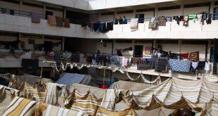 """النظام يفرّغ المدارس من النازحين  ..  قاطنو """"مراكز الإيواء"""" يعيشون على وقع تهجير جديد"""