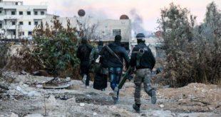 المعارضة السورية تستعيد أجزاءاً واسعة من حمورية