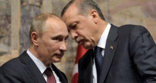 أردوغان يحذّر بوتين من الهجوم على إدلب