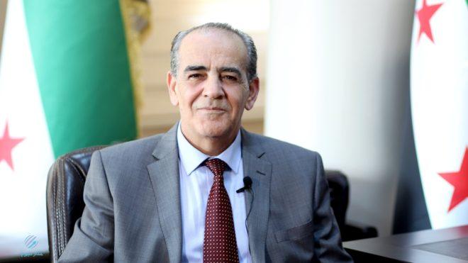 """المستشار الإعلامي والناطق باسم """"هيئة التفاوض السورية"""" يحيى العريضي"""