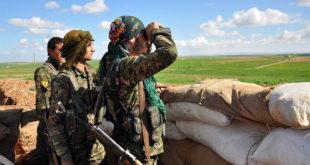 """غارة جوية تركية على موقع لـ """"الوحدات الكردية"""" في الحسكة"""