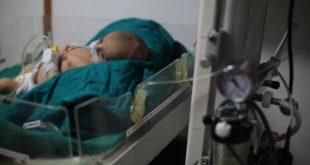"""""""يونيسف"""": وفاة 5 أطفال بغوطة دمشق الشرقية نتيجة الحصار"""