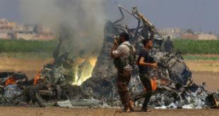 كاتب بريطاني يكشف عن الجهة التي أسقطت الطائرة الروسية بإدلب